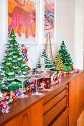 Photo of Weihnachtsbaum O Weihnachtsbaum! Ich liebe mich einige Retro-Weihnachtsdekoration. Und wenn du …