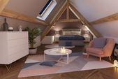 MADE.COM : Comment aménager une chambre sous les combles ? – Blog Rhinov