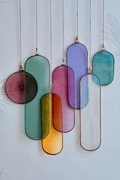Handmade Home Decor Lumie Glass