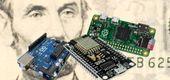 $5 Microcontrollers: Arduino, Raspberry Pi Zero, Or NodeMCU?