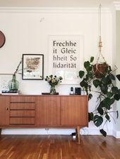'Retro-Möbel: Wohnen im Stil der 60er