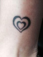 Ich trage dein Herz in meinem Herzen   #trage #herz #trage #herz – Tattoo Platzierung