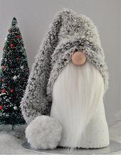 Caspar Nordic Gnome Santa Tonttu Tomte – #Caspar # …
