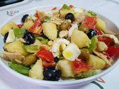 7 ensaladas de verano, una para cada día de la semana. Ensaladas que nos sirven …   – comidas