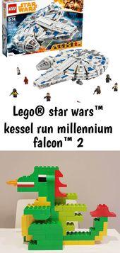 Lego® Star Wars ™ Boiler Run Millennium Falcon ™ 2   – Lego