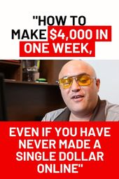 David Shows Us How He Made Over $4k In One Week! Making Money Online Is Easier Than Ever With This!