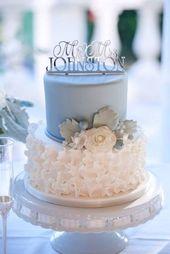 Meistgeheftete Fotos im blauen Hochzeitsthema ★ Weitere Informationen: www.weddingforwar …   – Wedding
