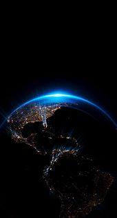 La Terre et ses lumières