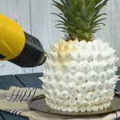 Pineapple meringue cake   – Kuchen & Torten Rezepte
