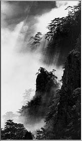Online Browsing Wang Wusheng Huangshan Yellow Mountains Chinese Landscape Painting