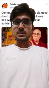 CPC of china  Tibet  Dalai Lama  Propaganda  India  Narendra Modi 2