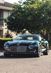 "onlysupercars: ""Bentley EXP 10"" #bentley #onlysupercars #luxuryauto #autode …   – Auto Design Ideen"