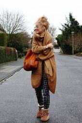 35 Entzückender böhmischer Modestil für Frauen im Winter  #bohmischer #entzuc…