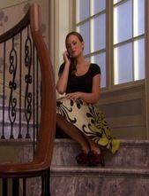 Blair Waldorf Fashion: 2×10 Bonfire Of The Vanity