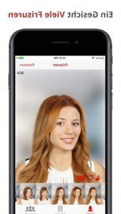 Fresh Hairstyles App Free Frisuren 2020 App Free Fresh