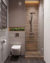 ▷1001 + ideas for beautiful bathroom designs for small spaces  – Ideas for the house
