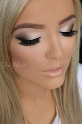 57 wonderful make-up ideas for the prom - Number 16 is absolutely stunning - Makeup