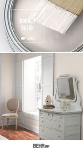 Color of the Month: Moonlit Beach – Colorfully, BEHR