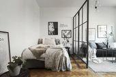 Kreative Schlafbereiche für Open Plan Homes – Neueste Dekor