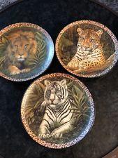 Rare Home Interior Wall Plates Lion Tiger Leopard New Plates On Wall House Interior Interior