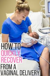 Tips for Recovering from a Vaginal Delivery Faster  – Everything Parenting ‍‍