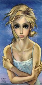 110 Ideas De Margaret Keane Ojos Grandes Arte Artistas