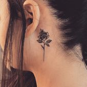 54 Cute Roses Tattoos Ideas Worth Checking Out – Tattoo-Designs