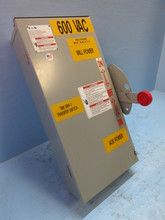 Cutler Hammer Eaton Dt363urk 3r 100 Amp 600v Double Throw Safety Switch 100a Tk3930 2 See More Pictures Details At Https Ift Tt Safety Switch Switch Eaton