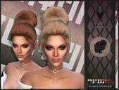 Sims 4 CCs - The Best: Hair von Nightcrawler