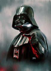 It's a Man's World – Darth Vader