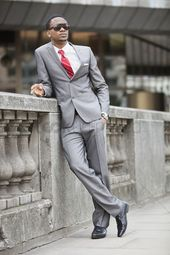 You Don T Have To Be A Designer To Get Awesome Visuals Luxury Brand Logo African American Mens Outfits