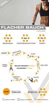 Flacher Bauch – #Bauch #Flacher