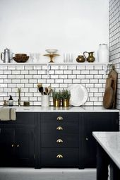 20 Most Popular Kitchen Cabinet Paint Color Ideas (Trends for 2019)