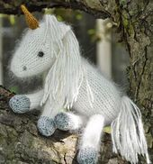 Fantastical Creature Knitting Patterns