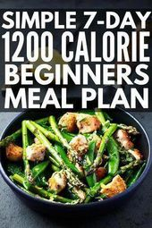 Low Carb 1200 Calorie Diet Plan | Trying to lose 20 pounds? Looking for a 21 day…