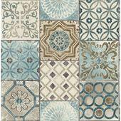 Cormier Moroccan Tile 18′ L x 20.5″ W Peel and Stick Wallpaper Roll – #backsplas…