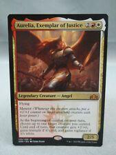 Foil x1 Magic the Gathering 1x Guilds of Ravnica Aurelia Exemplar of Justice