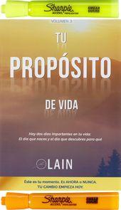Tu Propósito De Vida: Volumen 3, Laín García Calvo