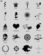 #DreamYourGreece: süße Icons zum Benennen der gr…