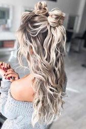 21 coiffures pour cheveux épais à essayer cette saison   – Haar