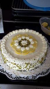 pastel de limón   – Backen