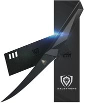 """Shadow Black Series 6 """"Curved Boning Knife – NSF-zertifiziert   – Ideas for the House"""