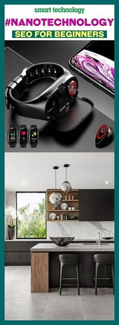 Smart technology #nanotechnology #seoforpinterest #seo #tech. technology aesthet… – Since electronic devices such as mobile phones, tablets and comp…