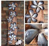 25 Ideas for craft seashell diy