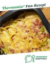 Macaroni casserole  – Thermomix