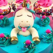 Unicorn Cake – Einhorn