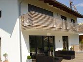 Balustrade de balcon à Burghausen