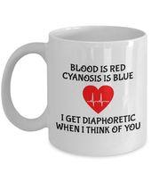 Lustiger Doktor Mug – medizinischer Valentinsgruß – Kardiologen-Geschenk – romantisches Medizin-Geschenk – ich erhalte Diaphoreti   – Products