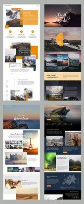 Free Templates by Nicepage Builder