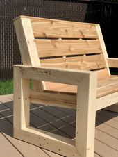 60 Easy DIY Wood Furniture Projects Ideas – bench